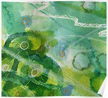 Secret Springtime Maps #5 Poster