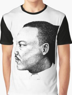 Dr Martin Luther King Graphic T-Shirt