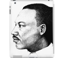 Dr Martin Luther King iPad Case/Skin