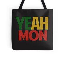 Yeah Mon! Jamaican Slang Tote Bag