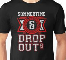 Sumer time drop outs Unisex T-Shirt
