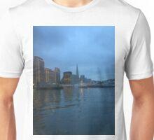 Embarcadero on the Water Unisex T-Shirt
