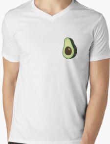 Avocado Aesthetic Mens V-Neck T-Shirt