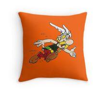 asterix Throw Pillow