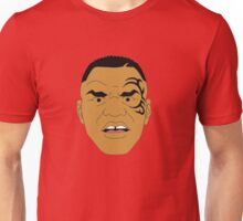 Mike Tyson's Face Unisex T-Shirt
