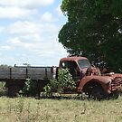 Rusty Old Truck by Sandy1949