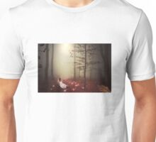 Misty Forest Unisex T-Shirt