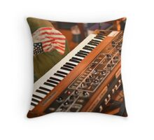 The Prophet Number Five USA Throw Pillow