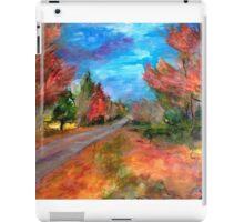 Autumn Sketch iPad Case/Skin