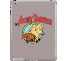 Angry Beavers iPad Case/Skin