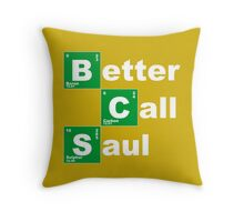 BCS Throw Pillow