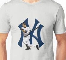 Baseball bat derek jetter Unisex T-Shirt