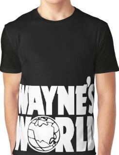 Wayne's World (HD vector graphic) Graphic T-Shirt