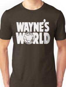 Wayne's World (HD vector graphic) Unisex T-Shirt
