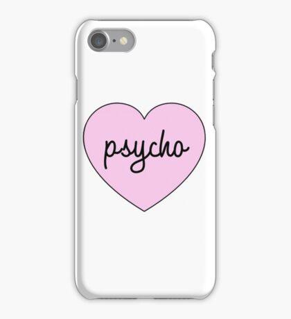 Heart Psycho iPhone Case/Skin