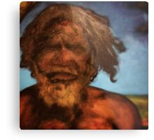 Outback Jack Metal Print