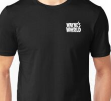 Wayne's World POCKET TEE Unisex T-Shirt
