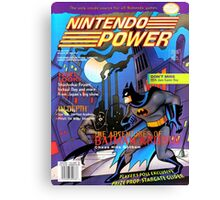 Nintendo Power - Volume 68 Canvas Print