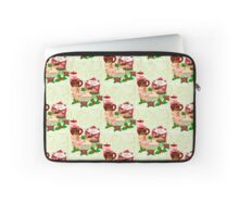 Christmas Cup Cakes (2811 Views) Laptop Sleeve