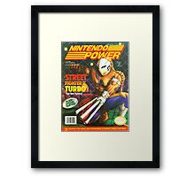 Nintendo Power - Volume 51 Framed Print
