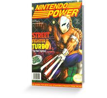 Nintendo Power - Volume 51 Greeting Card