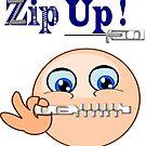Zip Up ! (7646 Views) by aldona