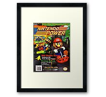 Nintendo Power - Volume 93 Framed Print