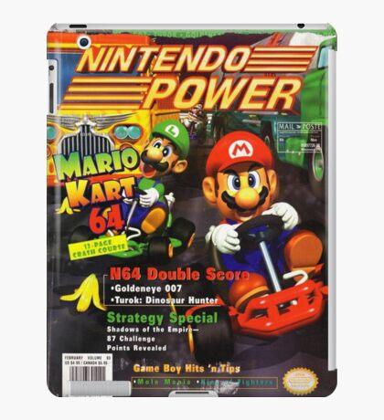 Nintendo Power - Volume 93 iPad Case/Skin