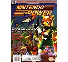 Nintendo Power - Volume 98 Photographic Print