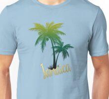 Palm Tree Jamaica Unisex T-Shirt