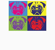 Pug Pop Art By AiReal Apparel Unisex T-Shirt