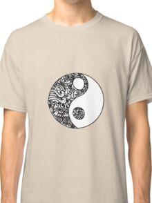 Ying Yang Classic T-Shirt