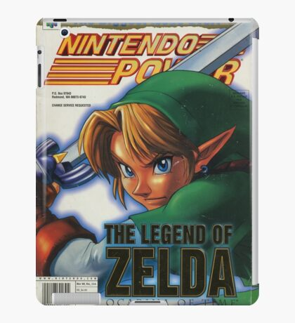 Nintendo Power - Volume 114 iPad Case/Skin
