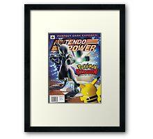 Nintendo Power - Volume 130 Framed Print