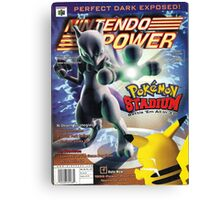 Nintendo Power - Volume 130 Canvas Print