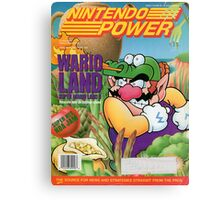 Nintendo Power - Volume 58 Canvas Print
