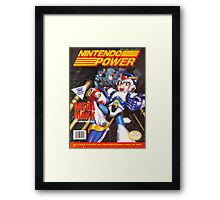 Nintendo Power - Volume 56 Framed Print