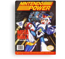 Nintendo Power - Volume 56 Canvas Print