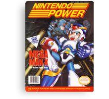 Nintendo Power - Volume 56 Canvas Print