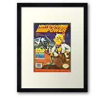 Nintendo Power - Volume 47 Framed Print