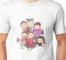 Osomatsu San Unisex T-Shirt