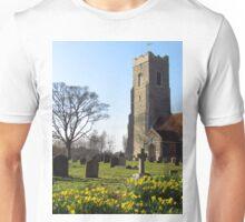 St John The Baptist, Snape Unisex T-Shirt