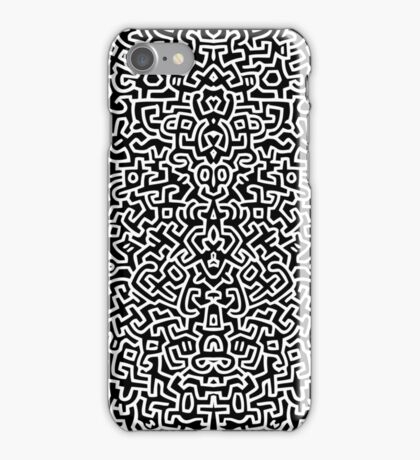 Keith Wall White - Select Your Collour iPhone Case/Skin