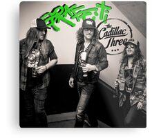 The Cadillac Three - Graffiti Metal Print
