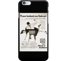 If Your Husband Ever Finds Out iPhone Case/Skin