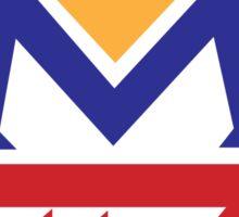 Manny MP Pacquiao Filipino Sun Flag Sticker