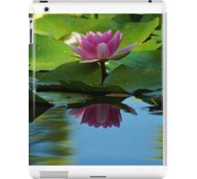 Lily Pad Reflections 2 iPad Case/Skin