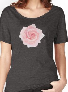 Crystal-Rose Women's Relaxed Fit T-Shirt