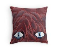 Roots Eye View Throw Pillow