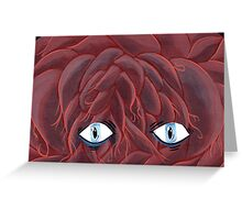 Roots Eye View Greeting Card